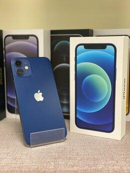 Мобильные телефоны - iPhone 12 mini Blue 128gb б/у Ростест, 0