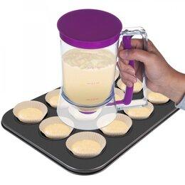 Мыльницы, стаканы и дозаторы - Дозатор для теста Pancake Batter Dispenser, 0