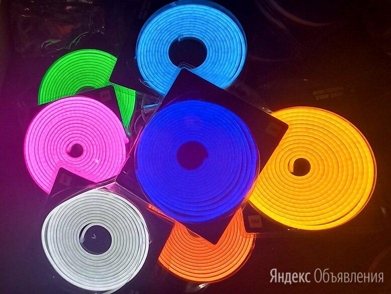 Светодиодный гибкий неон Flex 12v  по цене 450₽ - Светодиодные ленты, фото 0