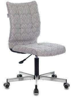 Компьютерные кресла - Кресло Бюрократ CH-330M Loft ромбик крестовина…, 0