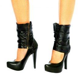 Колготки и носки - Яркие детали к обуви, 0