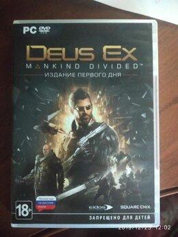 Игры для приставок и ПК - DeusEX Mankind divided.  Steam Версия, 0