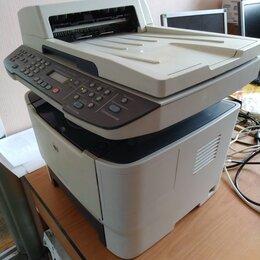 Принтеры, сканеры и МФУ - МФУ лазерный HP LaserJet M2727NF полностью рабочий, 0