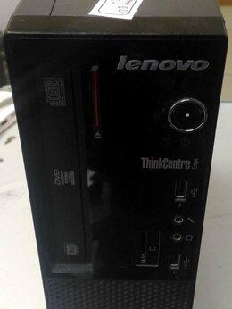 Настольные компьютеры - системный блок Lenovo 2 ядра 4Гб памяти / Гарантия, 0