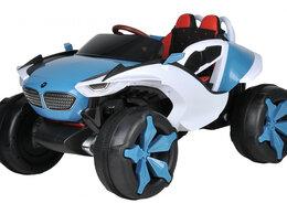 Электромобили - Электромобиль (NEW) F808-B (синяя/blue, 0
