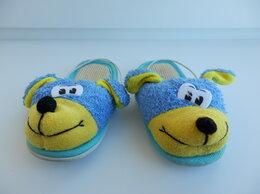 Домашняя обувь - Детские тапочки Собачки, размер 23 (14,5 см), 0