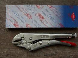 Клещи и бокорезы - Клещи зажимные KN-4104180 Knipex, 0