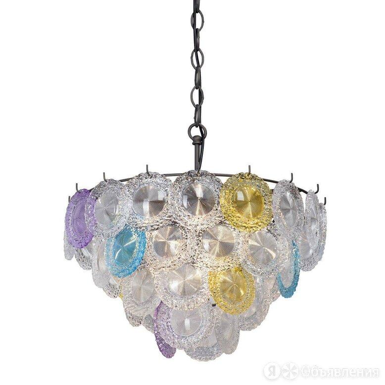 Подвесная люстра Vitaluce V5315-2/10 по цене 26383₽ - Люстры и потолочные светильники, фото 0