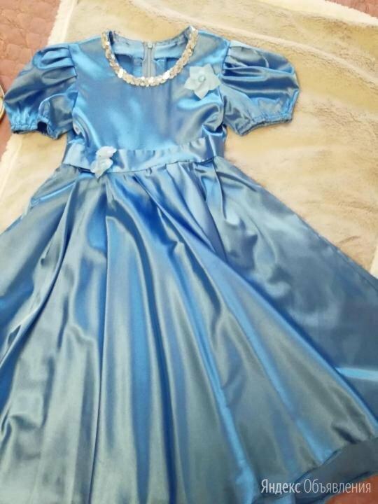 Нарядное платье для девочки по цене 590₽ - Платья и сарафаны, фото 0