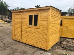 Готовые строения - Бытовка деревянная новая 3х2.30 А-484, 0