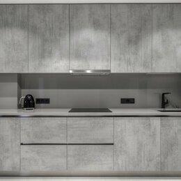 Дизайн, изготовление и реставрация товаров - Кухня до потолка бетон, 0