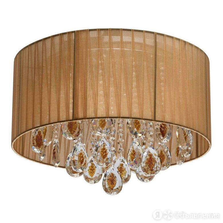 Потолочная люстра MW-Light Жаклин 465016704 по цене 12050₽ - Люстры и потолочные светильники, фото 0