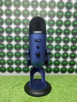 Микрофоны - Микрофон Blue Yeti (Витринный образец), 0