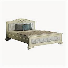 Кровати - Кровать из массива натурального дерева Венеция…, 0