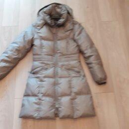 Пуховики - Женское пальто пуховик, 0