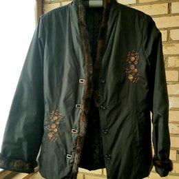 Куртки - Весенняя куртка с утеплителем , 0