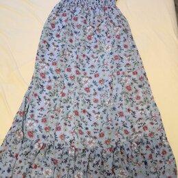 Платья - Летнее платье Zolla , 0