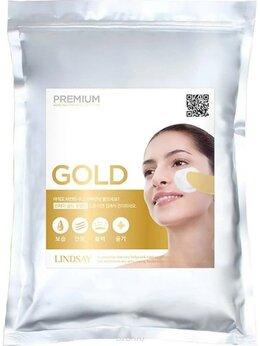 Маски - Альгинатная маска с коллоидным золотом Premium…, 0