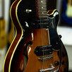 Электрогитара полуакустическая Godin Montreal Premiere Sunburst HG P90 w/Bigsby по цене 96000₽ - Электрогитары и бас-гитары, фото 4