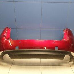 Кузовные запчасти - Бампер задний Mazda CX-5 2017-, 0