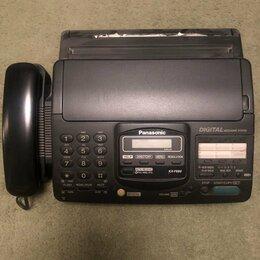 Факсы - Телефон-факс Panasonic, 0