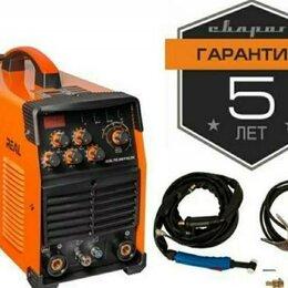 Сварочные аппараты - Аппарат аргонодуговой сварки Сварог REAL TIG 200 P AC/DC , 0
