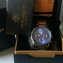 Наручные часы - Брутальные часы хронометр, 0