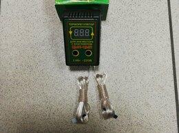 Товары для сельскохозяйственных животных - Терморегулятор инкубатора цифровой , 0
