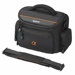 Сумки, чехлы для фото- и видеотехники - Сумка для DSLR камер Sony LCS-SC5, 0