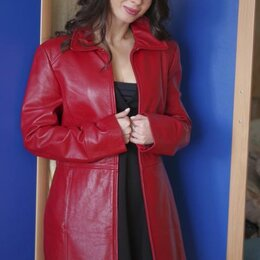 Пальто - Новое пальто Премиум кожа Danier (Канада)разм 44-46, 0