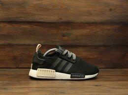 Кроссовки и кеды - Кроссовки Adidas NMD R1 black (В110) , 0