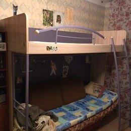 Кроватки - Кровать-чердак «Индиго», 0