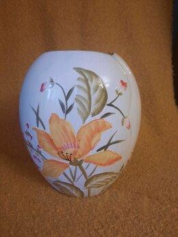 Вазы - Ваза для цветов керамика, 0