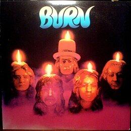 Виниловые пластинки - DEEP – PURPLE   1974   Burn, 0