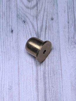 Аксессуары и запчасти - Кнопка-фиксатор руля либо ручек самоката (7мм), 0