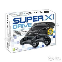 Ретро-консоли и электронные игры - Приставка Сега Sega Super Drive 11 (95-in-1) Black, 0