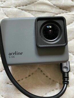 Экшн-камеры - Экшн-камера Aceline S-105 черный, 0