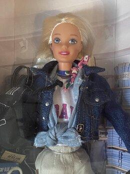 Куклы и пупсы - Барби /Barbie коллекционная Gap, 0