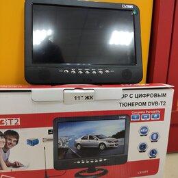 Телевизоры - Телевизор  ЖК  с цифровым тюнером DVВ-T2, 0