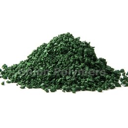 Садовые дорожки и покрытия - Салатовая резиновая крошка, 0