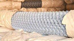 Заборчики, сетки и бордюрные ленты - Продается сетка рабица оцинкованная Иваново, 0