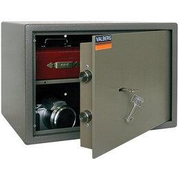 Сейфы - Сейф мебельный Valberg ASM-30, Н0 класс взломостойкости, ключевой замок, 0