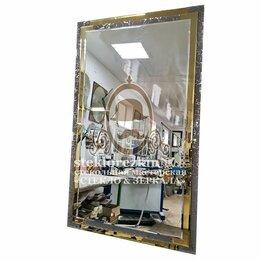 Зеркала - Зеркало №149 с двухцветной окантовкой для коридора, 0