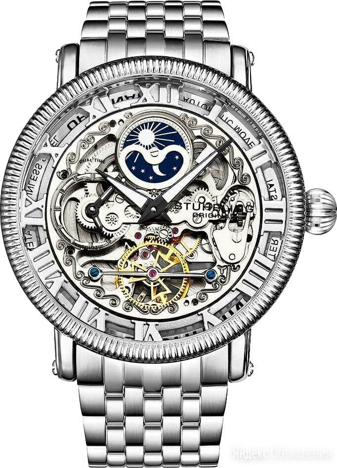 Наручные часы Stuhrling 3922.1 по цене 22990₽ - Наручные часы, фото 0