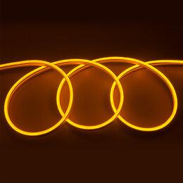Светодиодные ленты - Гибкий неон 12в оранжевый , 0