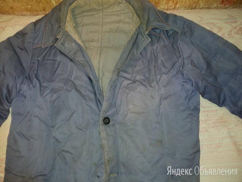 Ватная фуфайка спецовка СССР по цене 400₽ - Одежда, фото 0