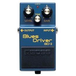 Аксессуары и комплектующие для гитар - Педаль эффектов для электрогитары Boss BD-2…, 0