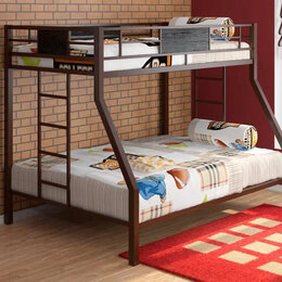 Кровати - Кровать двухъярусная Гранада, 0