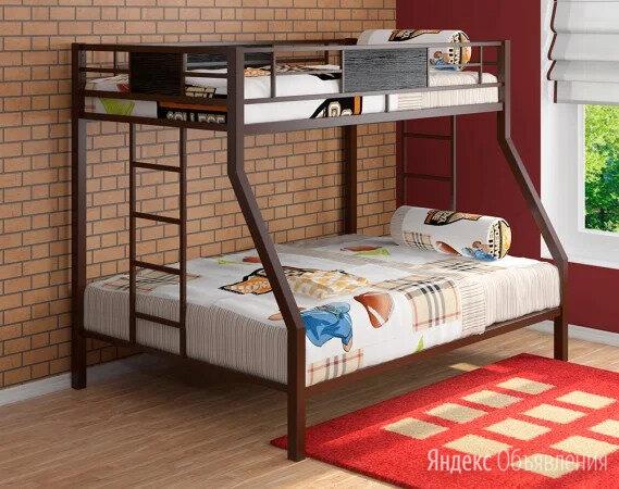 Кровать двухъярусная Гранада по цене 14650₽ - Кровати, фото 0