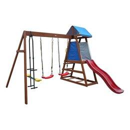 Игровые и спортивные комплексы и горки - Детский уличный комплекс DFC DKW044, 0